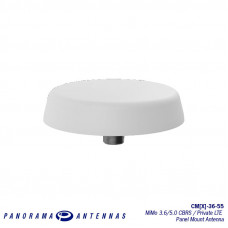 CM[X]-36-55-[VAR] | Low Profile MiMo Private LTE / CBRS  Antenna